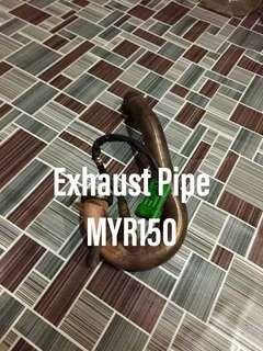 KTM DUKE 200 Exhaust Pipe Manifold