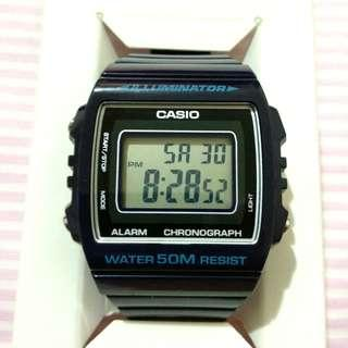 CASIO Watch W-215H