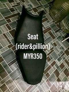 KTM DUKE 200 Seat