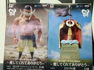 海賊王one piece 白胡子墳墓