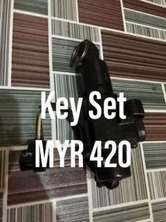 KTM DUKE 200 Key Set