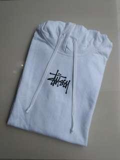 Stussy white jacket