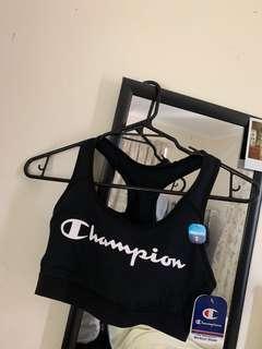 Brand new Champion sports bra