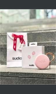 Brand New Sudio Niva Pink True Wireless Earphones