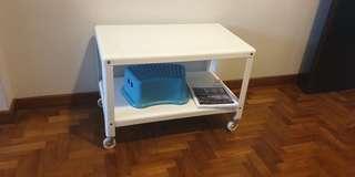 Ikea TV Shelf/ TV console