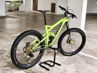 Cannondale Jekyll Carbon 1 2017