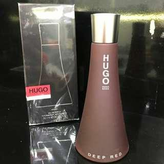 Parfume Hugo boss deep red 100ml (segel)