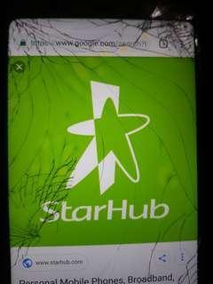 Starhub Prepaid Top up Services