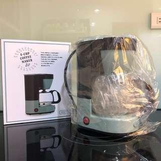 降價含運🤤TOFFY美式咖啡機 日本設計🇯🇵馬卡龍系列 薄荷綠
