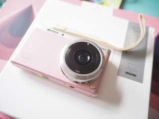 Samsung NX Mini 粉紅