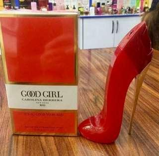 Parfune good girl Red 100ml (segel)