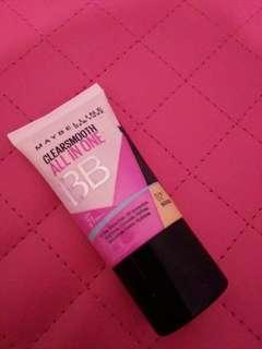 Maybelline Clearsmooth All In One BB  SPF21++