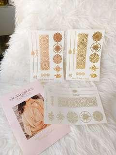 Thomas Sabo Temporary Tattoos