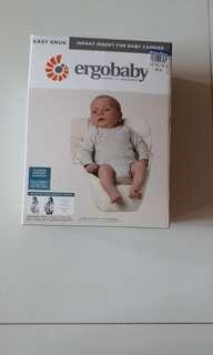 Infant insert for baby carrier