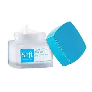 Safi perfectly bright night cream