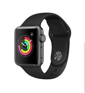 Apple Watch Series 3 38cm (GPS)