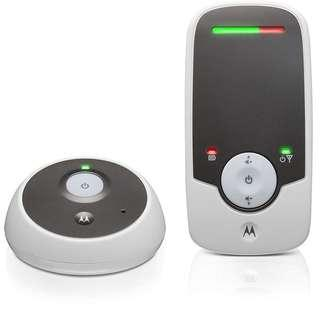 [Sales] Brand New & Authentic Motorola MBP160 Audio Baby Monitor and FREE SAME DAY DOORSTEP DELIVERY at S$99!