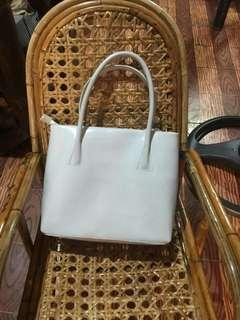 Japan leather lady handbag