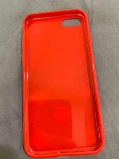 Case iPhone 8 Red