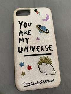 """iPhone 8 case """"You are my universe"""""""