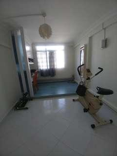 Common room for rent at Blk 619 Hougang