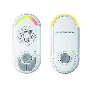 [April Sales] Brand New & Authentic Motorola MBP8 Audio Baby Monitor and FREE SAME DAY DOORSTEP DELIVERY at S$69!