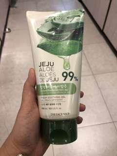 Face Shop Soothing Gel