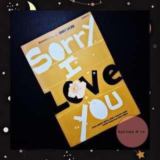 Preloved Novel : Sorry I Love You by Fanny Salma