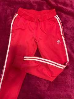 Adidas Pink Sweatpants