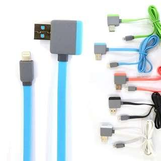 Kabel USB 2in1 iPhone