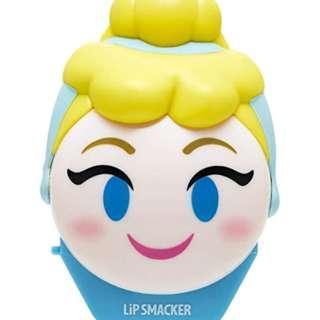 [SALE] Lip Smacker Disney Cinderella Lip Balm - Midnight Vanilla - BNIB