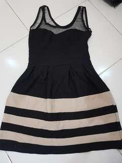 dress cantik tile