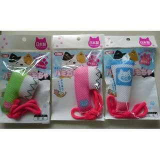 COMET 日本國產木天蓼玩具 來刷牙 牙刷系列