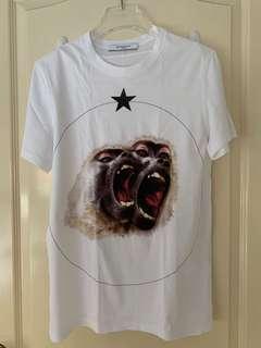 GIVENCHY Monkey Cuban Fit T-Shirt