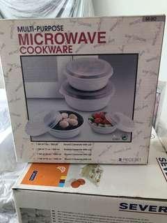 🚚 Microwave Cookware