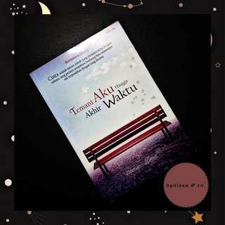 Preloved Novel : Temani Aku Hingga Akhir Waktu by Eidelweis Almira