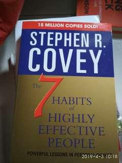 🚚 The 7 Habits of Highly Effective People. Stephen R. Covey