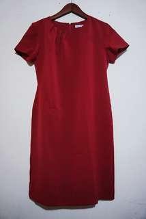 """Red Dress """"Mint"""""""
