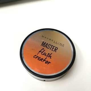 Maybelline Master Flush creator (胭脂)