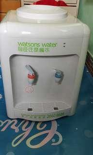 Hot and Chilled Water Dispenser