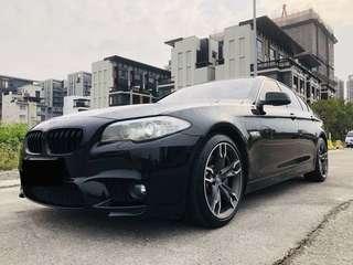 535i BMW 2012年 直6渦輪大馬力 全車精品