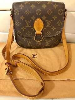 Authentic Louis Vuitton PM St.Cloud Crossbody Bag