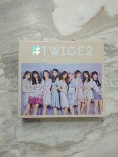 [WTT/WTS] Twice #Twice2 Limited Edition A Unsealed Album + Group Photocard