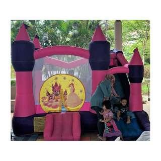 Bouncy castle (Princess) for Rental