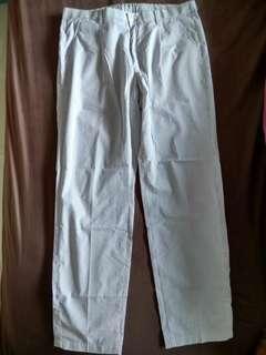 Uniqlo Long Pants (Not Adidas / Nike / Kappa / Coach)