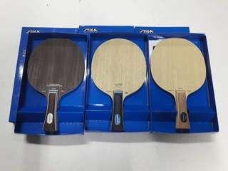 STIGA CARBONADO 290 Table Tennis Back Pingpong