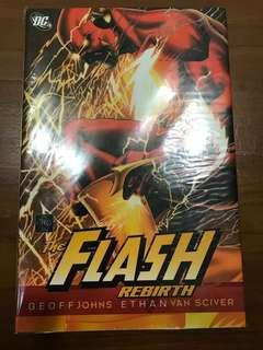 The Flash Rebirth Geoff Johns Ethan Van Sciver (Hardcover)