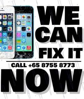 24 Hours , iPhone Repair! Contact us to get it fix Now!