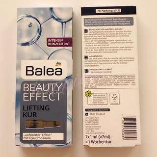 德國Balea透明質酸安瓶精華 (1盒7支)