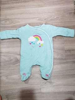 Newborn Baby Sleepsuit Jumpsuit